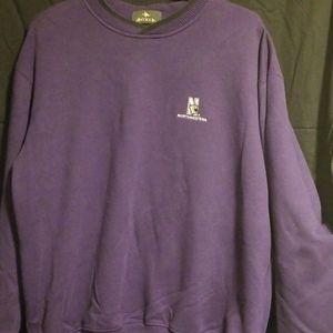 Northwestern Wildcat sweatshirt